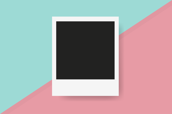 Cara Membuat Bingkai Foto Polaroid di Blog