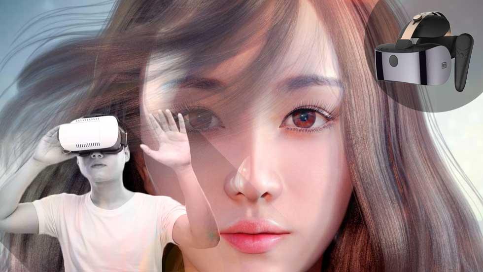 Baidu Menonaktifkan Virtual Girlfriend VR karena isu seksual