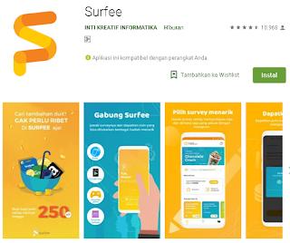 Tutorial Nuyul Aplikasi Surfee dengan termux Android dengan mudah dan cepat