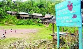 Desa Tanpa Asap Rokok
