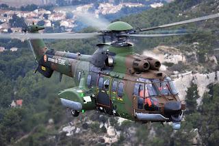 Helikopter Militer Perancis