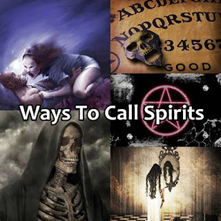 ways to call spirits and talk to them