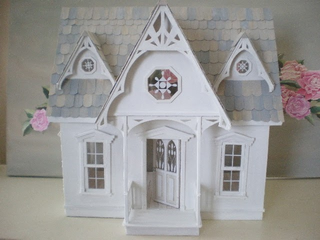 Cinderella Moments The Blank Canvas Dollhouse