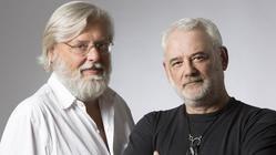 Andrea De Micheli (Presidente) e Luca Oddo (AD) di Casta Diva