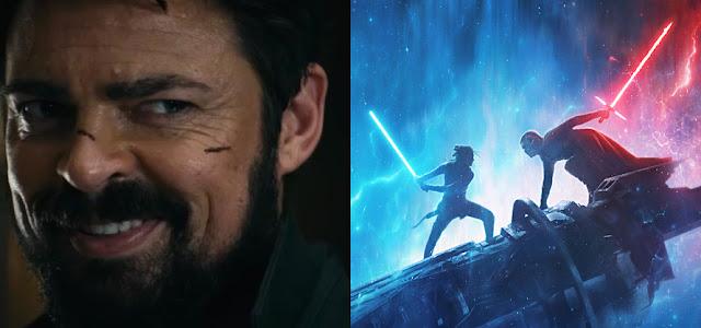 Karl Urban revela participação especial em 'Star Wars: A Ascensão Skywalker'