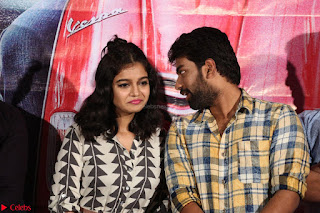 Swathi Reddy Looks super cute at London Babulu theatrical trailer launch ~ Exclusive 003