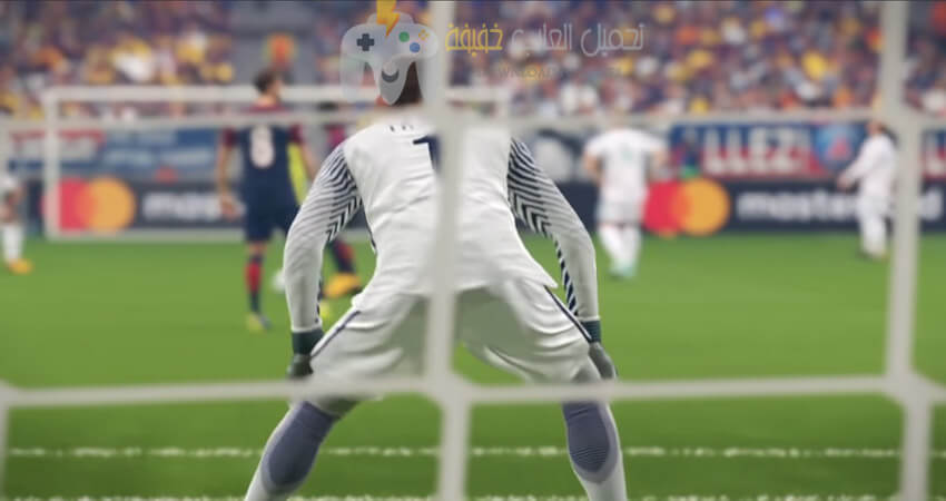 تحميل لعبة بيس 2018 للكمبيوتر مضغوطة