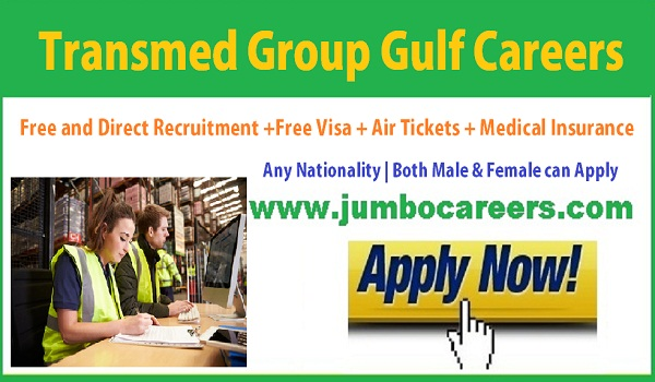 UAE company jobs with free visa, Available distribution jobs in Dubai,
