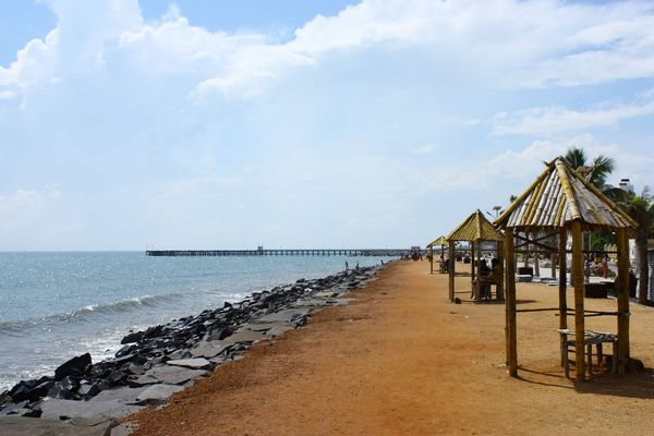 """Foreigners Only"" Beaches in Puducherry"
