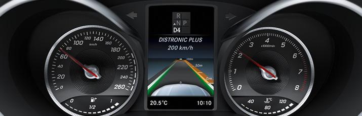 Hệ thống lái của Mercedes Benz phải gọi là tốt nhất trên thế giới