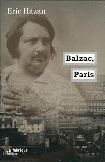 Balzac Paris d'Eric Hazan
