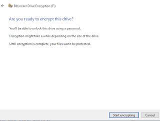 Disk drive merupakan tempat berkumpulnya folder Tutorial Mengunci Partisi Drive (Password) Di WIndows 10+ Tanpa Software
