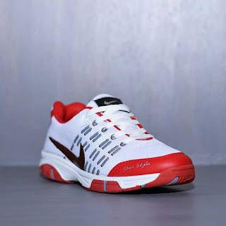 Nike Air Max Putih Merah