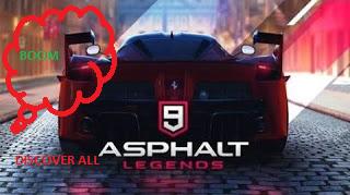 Asphalt Legends Car