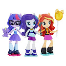 My Little Pony Theme Park Collection Equestria Girls Minis Figures