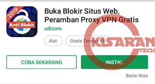 browser tanpa blokir 2019