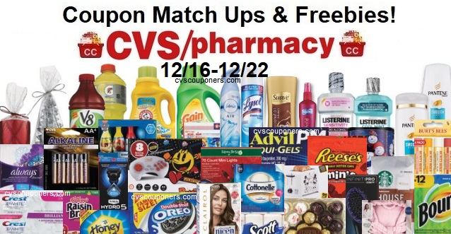 http://www.cvscouponers.com/2018/12/CVS-Coupon-Matchup-Deals-1216-1222.html