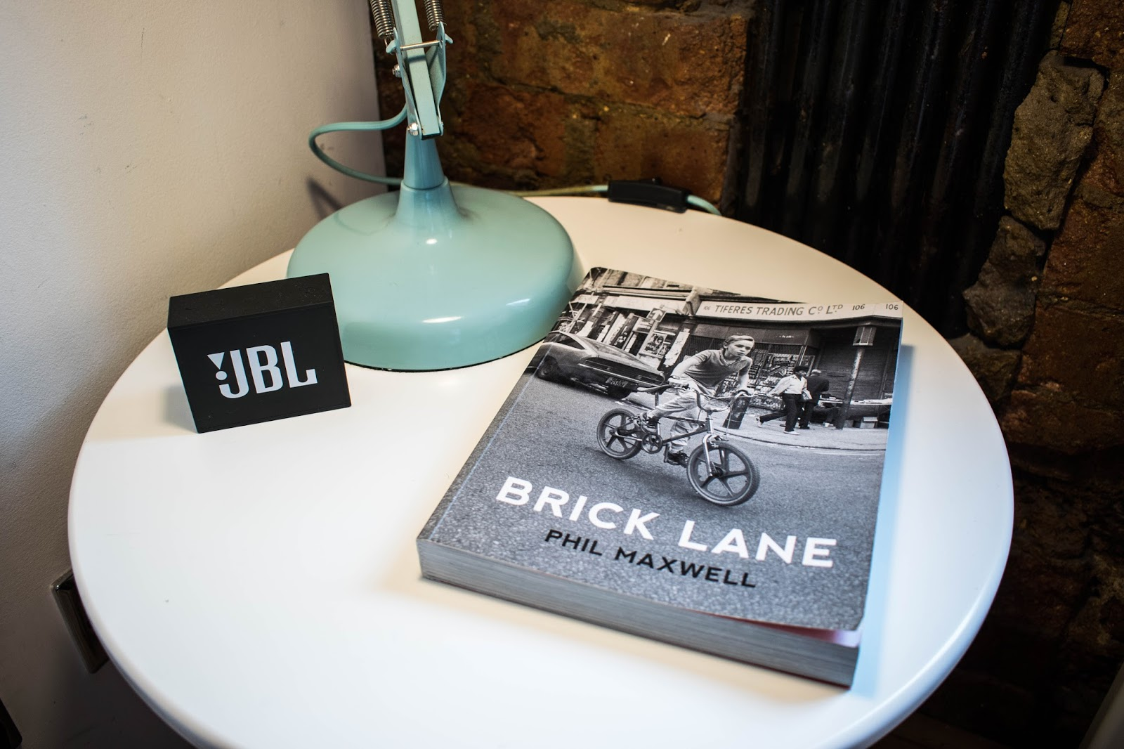 Brick Lane by Phil Maxwell photography book