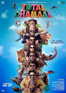 Total Dhamaal First Look Poster 5