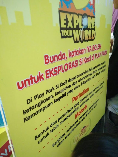Dancow Explore Your World Jakarta 2017