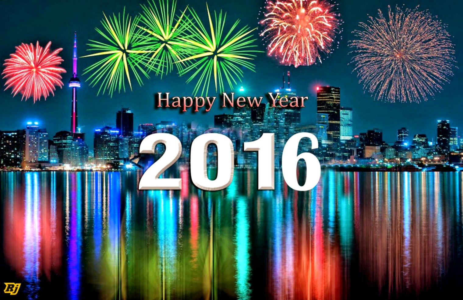 Happy New Year 2016 Full Hd Wallpapers