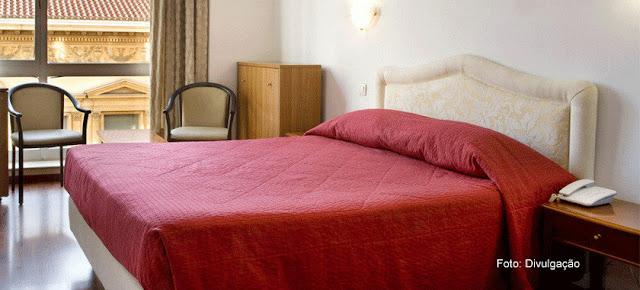 Quarto do Hotel Arethusa, Atenas