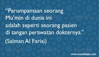 Kumpulan Kata Bijak Salman Al Farisi
