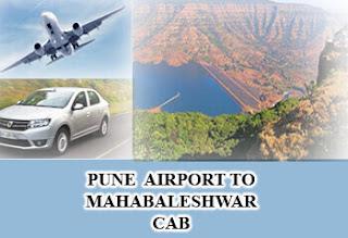 Pune To Mahabaleshwar taxi
