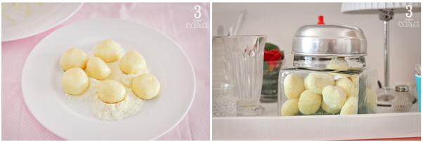 receita de docinho de leite ninho