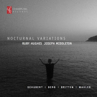 Nocturnal Variations - Ruby Hughes - Champs Hill Records