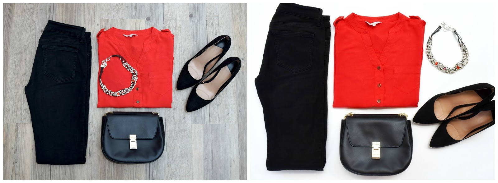 different backgrounds for fashion images flatlay