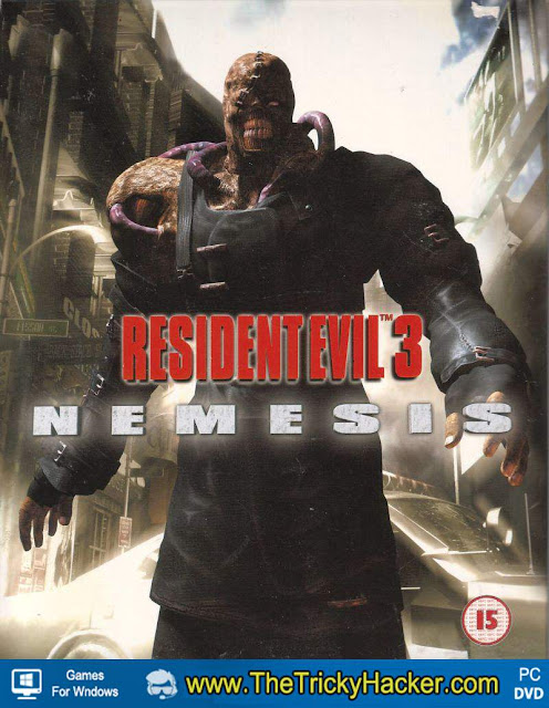 Resident Evil 3 Free Download Full Version Game PC