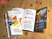 Inspirasi 100 desain brosur format cdr
