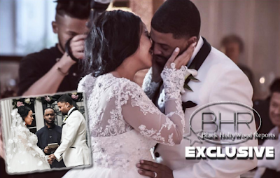 """Next"" Singer R.L. And Long Time Girlfriend ""Lena Danielle"" Ties The Knot"