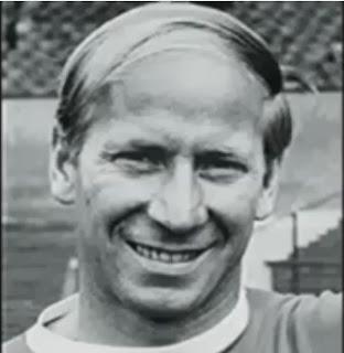 Bobby gelandang Inggris 1966
