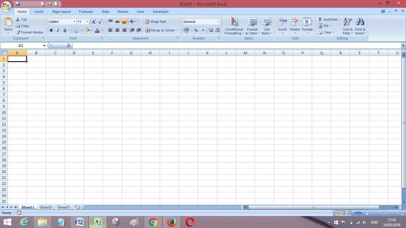 Trik Memunculkan Nomor Halaman Pada Microsoft Excel