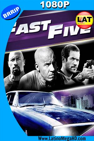 Rápidos y Furiosos: 5in control (2011) EXTENDED Latino HD 1080P - 2011