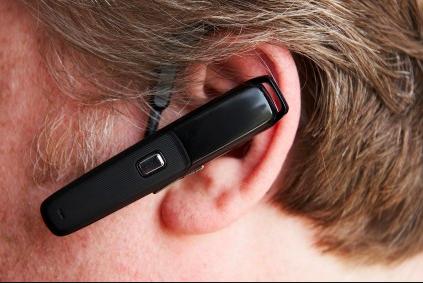 Wearing headphones too much/Google