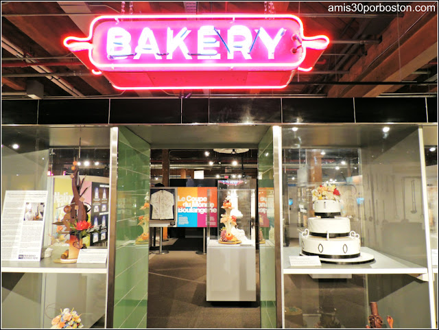 Bakery Museo de Arte Culinario de Providence