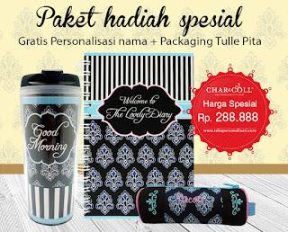 Paket Hadiah Spesial Hari Batik