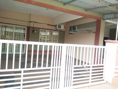 Homestay Bajet di Seri Iskandar Perak