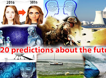 20 predictions about the future