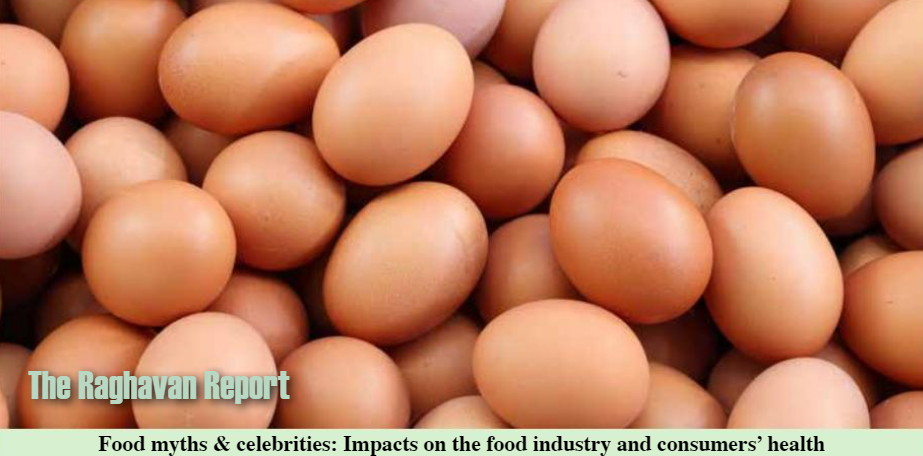 The Global Miller: Food myths & celebrities: Impacts on the