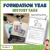 Use tags to engage students in History and Geography in early years HASS.