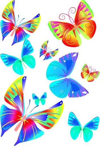 Imprimir imagenes de mariposas imagenes y dibujos para - Dibujos en colores para imprimir ...