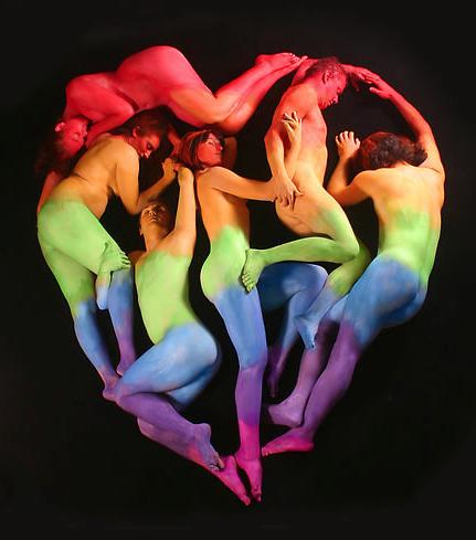 rainbow sex