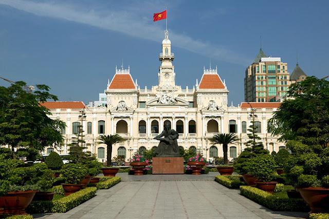 HCM Mausoleum - Vietnam Group Series Aug-Dec 2018 by Vietnam Airlines - Salika Travel