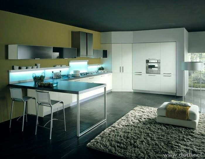 Arredamenti diotti a f il blog su mobili ed arredamento for Cucine e salotti insieme