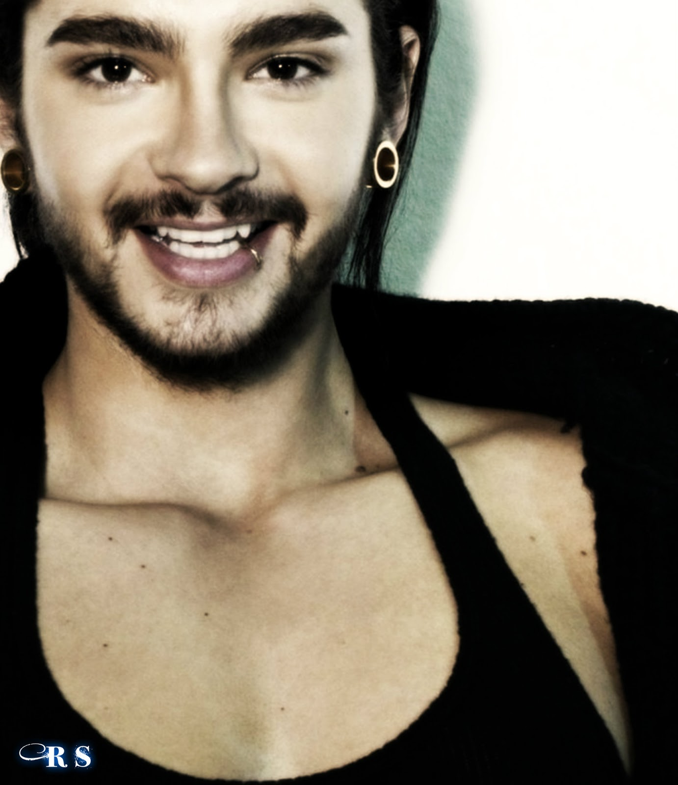 Picture of tom kaulitz -  6 New Hq Pics Edited Bill Kaulitz Photoshoot Dsds Dreamteam 2013