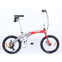 20_united_pact_folding_bike_grey